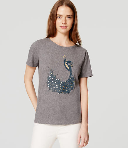 Image of Peacock Tee