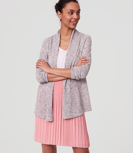 Image of Spacedye Open Cardigan