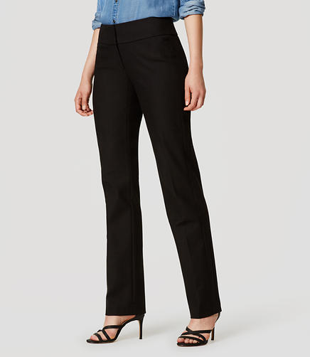 Image of Straight Leg Pants in Julie Fit