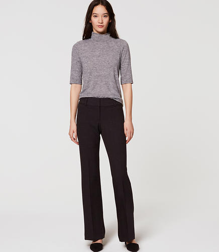 Image of Tweed Trousers in Marisa Fit