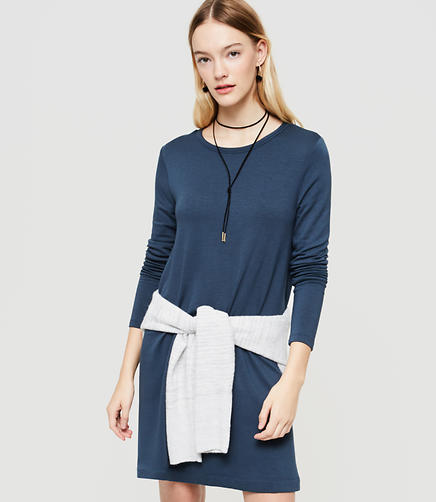 Image of Lou & Grey Signaturesoft Swing Dress