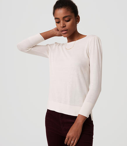 Image of Puff Sleeve Sweater