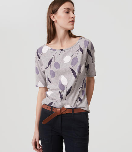 Image of Tulip Ballet Neck Tee