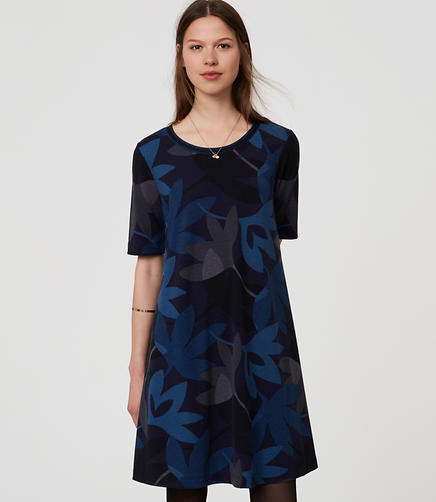 Image of Fleur Swing Dress
