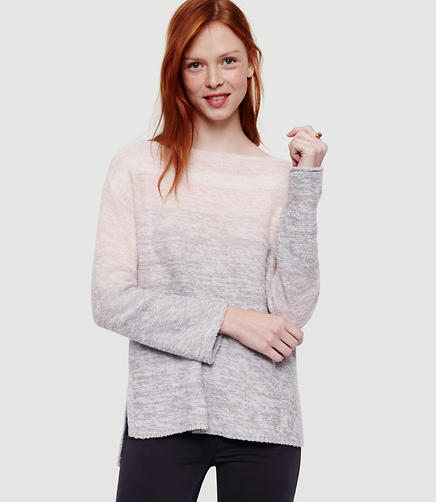 Image of Lou & Grey Sunset Bell Sleeve Sweater