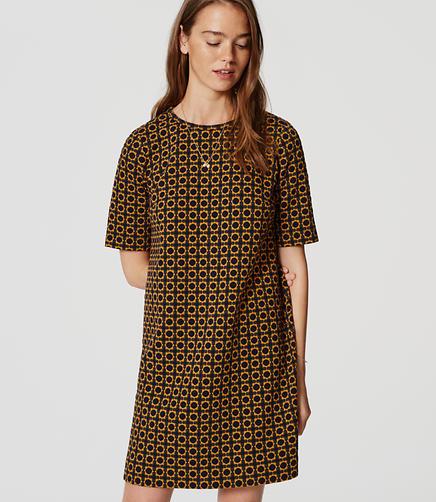 Image of Deco Shift Dress