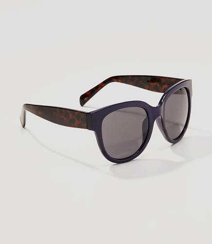 Image of Oversized Cateye Sunglasses