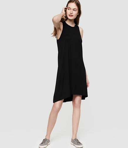 Image of Lou & Grey Signaturesoft Racerback Dress