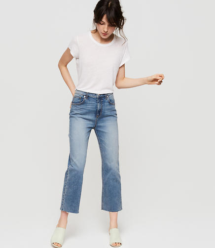 Image of Lou & Grey Cropped Jeans