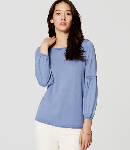 Image of Lantern Sleeve Sweater
