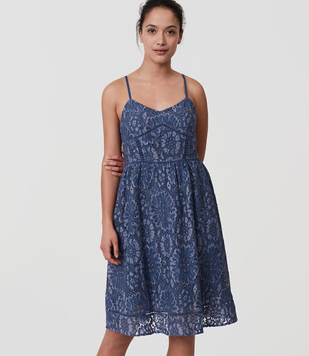 Image of Lace Cami Dress