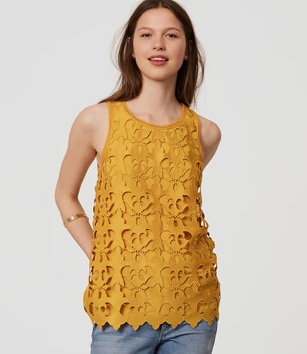 Image of Sunny Lace Top