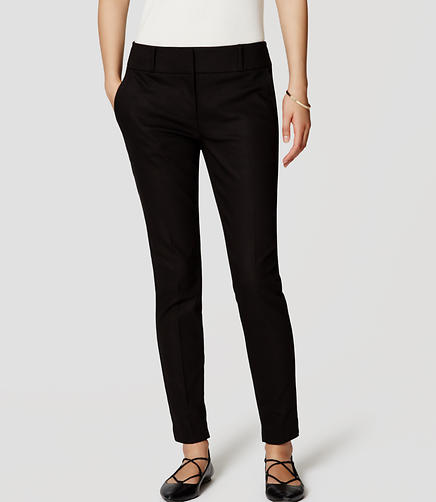 Image of Ankle Zip Essential Skinny Pants in Julie Fit
