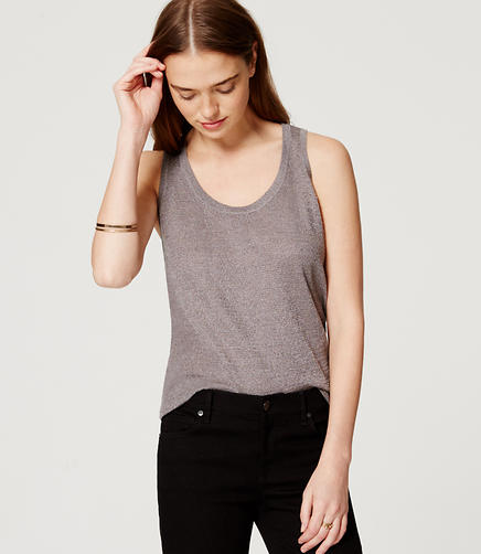 Image of Shimmer Sweater Tank