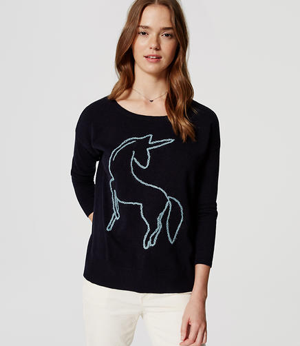Image of Unicorn Sweater