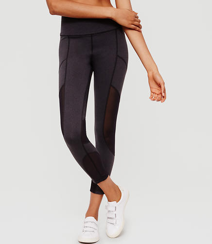 Image of Lou & Grey Form Mesh Streeeetch Leggings