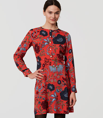 Image of Primavera Shirtdress