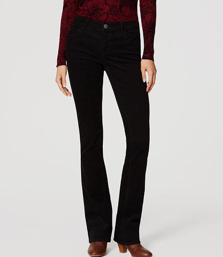 Image of Tall Modern Boot Cut Corduroy Pants