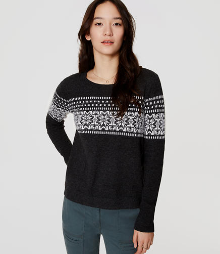 Image of Snowflake Sweater