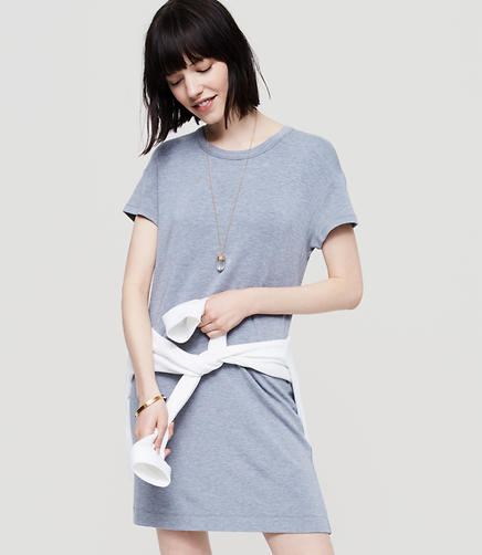 Image of Lou & Grey Signaturesoft Tee Dress