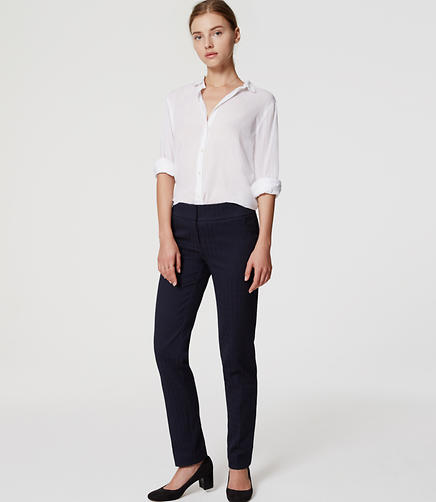 Image of Tall Geo Jacquard Pencil Pants
