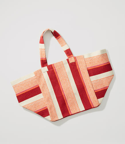 Image of LOFT x Village Ways Tote