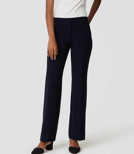 Image of Petite Doubleface Trousers in Julie Fit