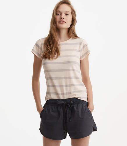 Image of Lou & Grey Poplin Shorts