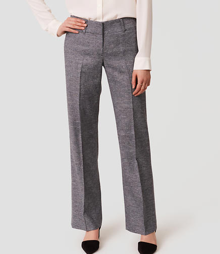 Image of Tweed Trousers in Julie Fit