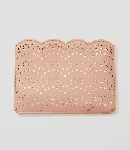 Image of Perforated Clutch