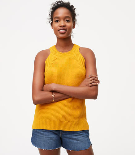 Image of Halter Sweater