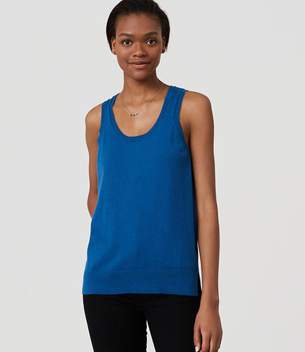 Image of Petite Sweater Tank
