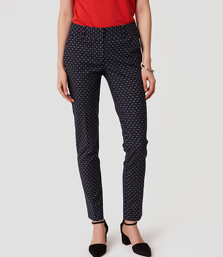 Image of Petite Diamond Essential Skinny Ankle Pants in Julie Fit