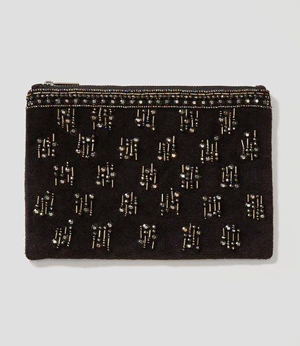 Image of Embellished Pouch