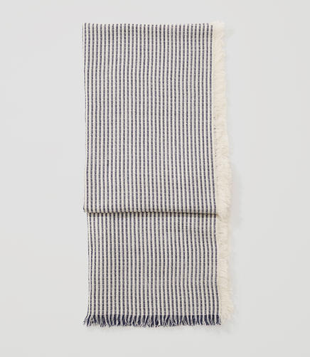 Image of Mixed Stripe Scarf