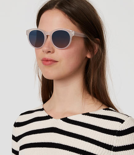 Image of Round Sunglasses