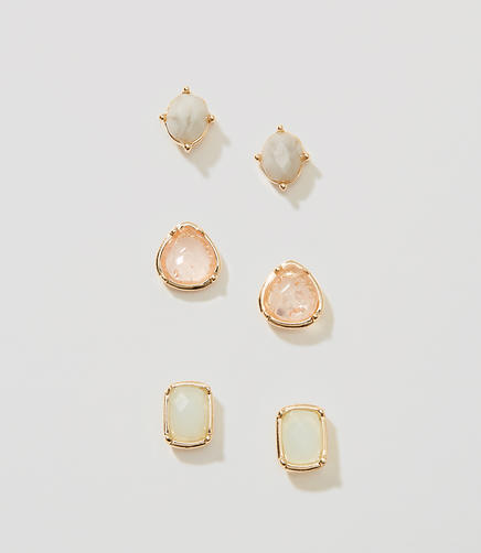 Image of Spring Stud Earring Set