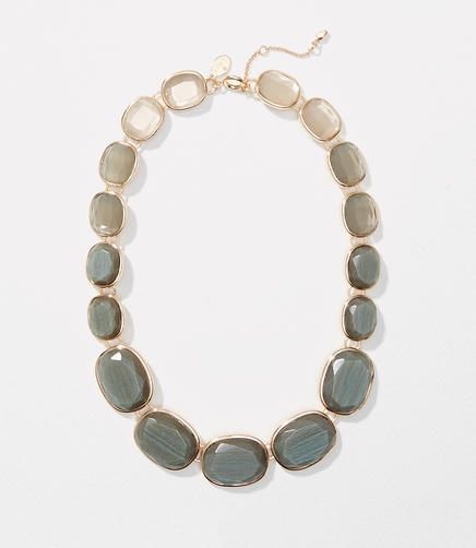 Image of Ombre Stone Necklace