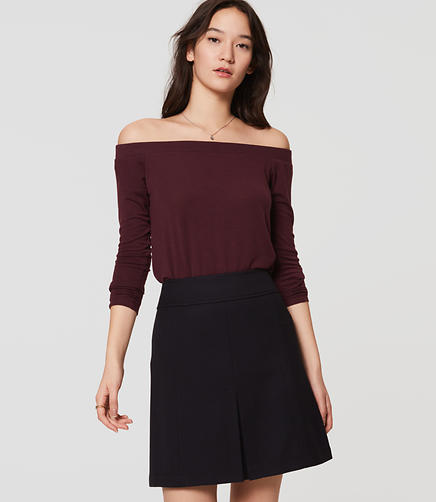 Image of Knit Off The Shoulder Top