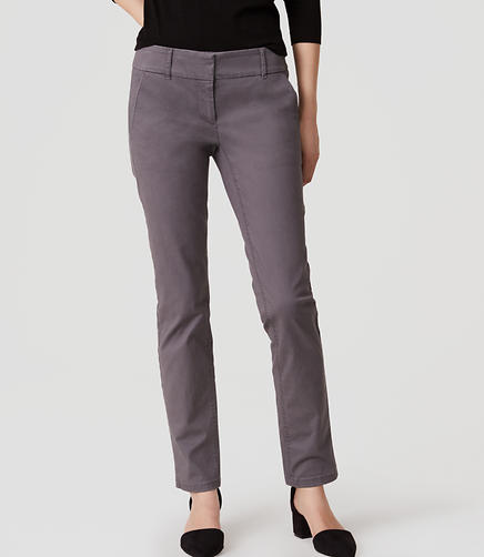Image of Tall Cropped Skinny Chinos