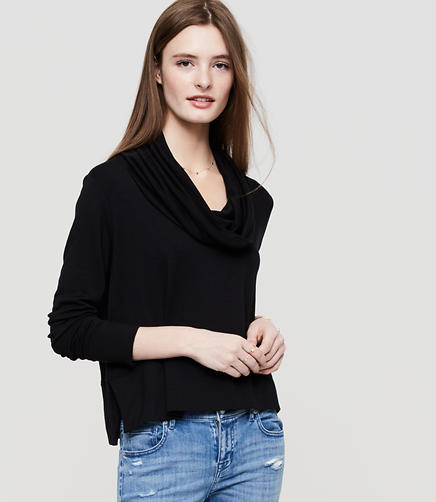 Image of Lou & Grey Signaturesoft Cowl Top
