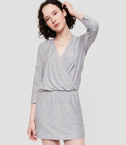 Image of Lou & Grey Marlknit Blouson Dress