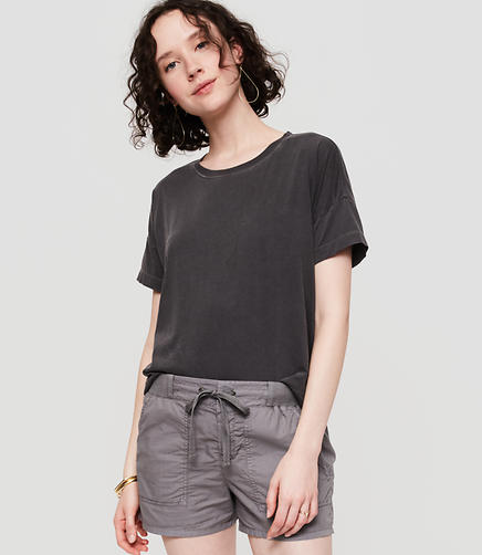 Image of Lou & Grey Relaxed Softserve Cotton Tee