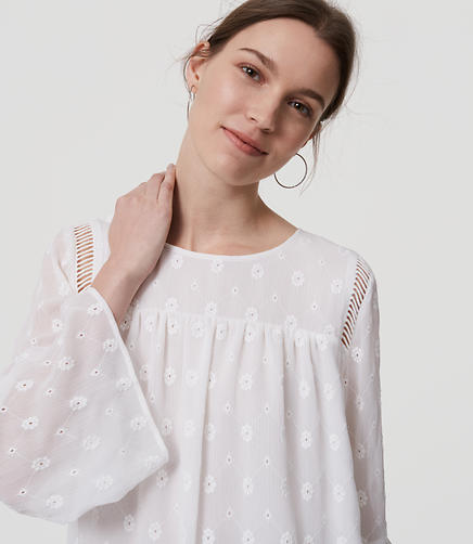 Image of Daisy Bell Sleeve Blouse