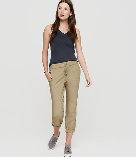 Image of Lou & Grey Poplin Joggers
