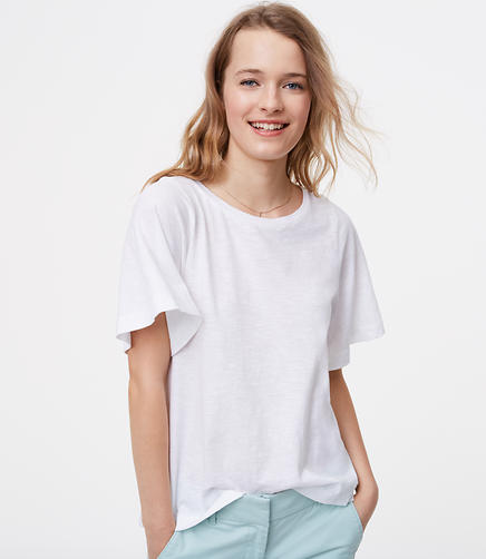 Image of Flare Sleeve Tee