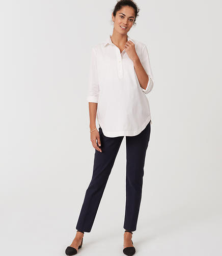 Image of Maternity Riviera Pants