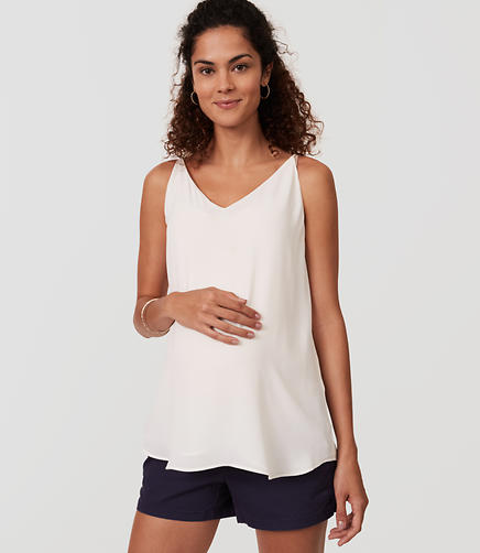 Image of Maternity Riviera Shorts