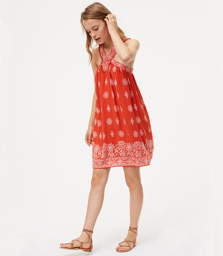 Image of Olé Swing Dress