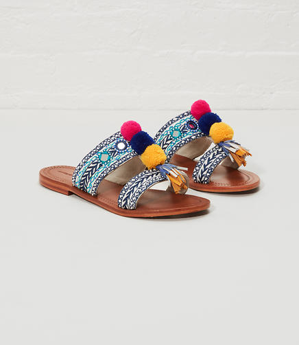 Antik Batik Koshi Sandals